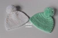 mint-white-hat