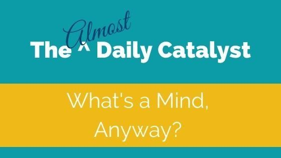 clearing out the clutter in your mind