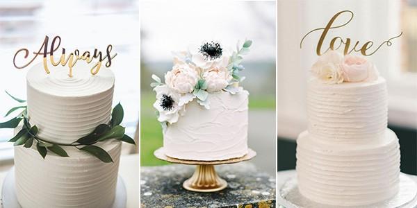 Our Wedding Cake Design Choices For 2019