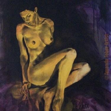 amanda_feher_painting_figurative_charcoal_perceptions_of_elegance