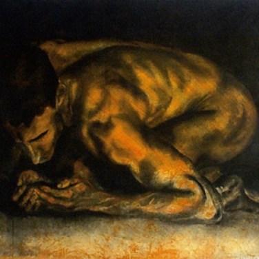 amanda_feher_painting_figurative_charcoal_the_secret