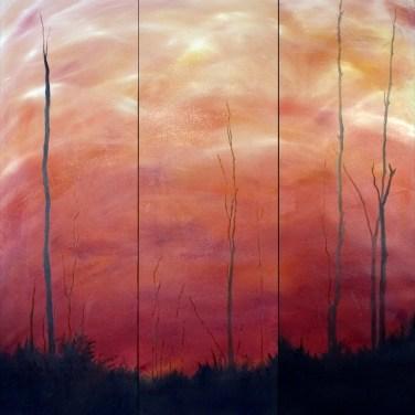 amanda_feher_painting_landscape_burnished_sunset