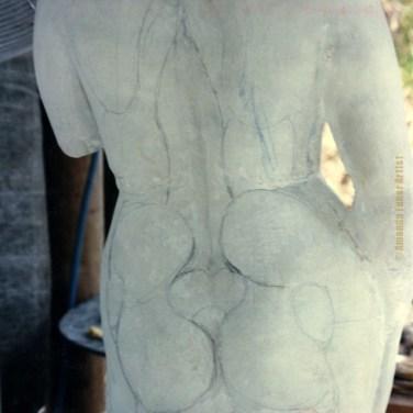 amanda_feher_sculpture_public_art_sculpture_marble_Classical_Beauty_Progress_Photo_10