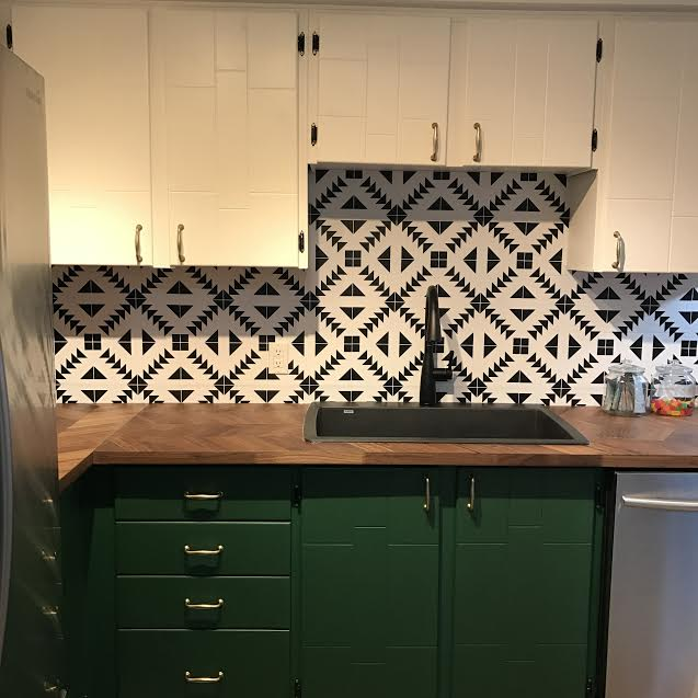 kitchen facelift custom knives amanda forrest after