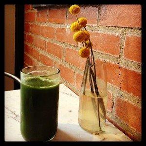 green juice - 5