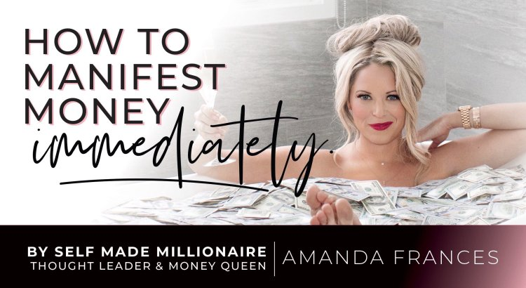 Amanda Frances Money Mentality Makeover