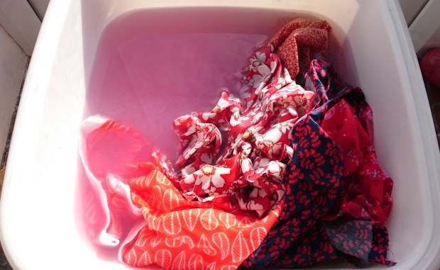 Washing red fabrics.JPG