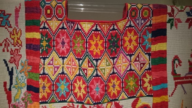 This image has an empty alt attribute; its file name is blouse-Textile-Museum-Oaxaca.jpg
