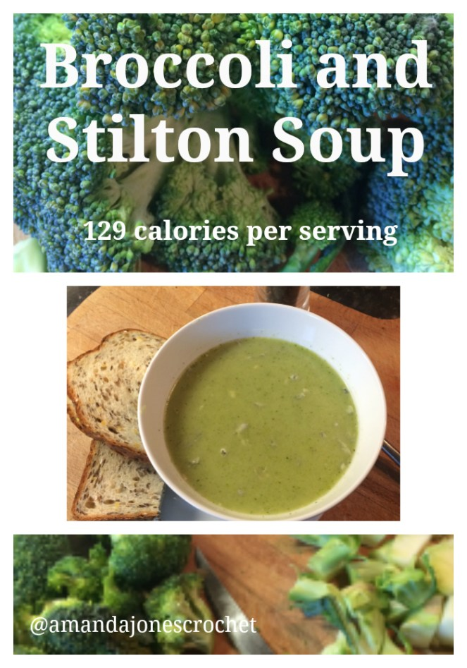 Broccoli & Stilton Soup Pin