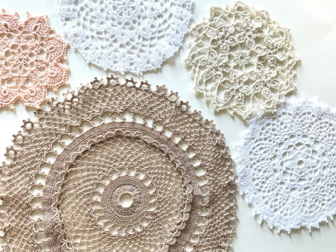 Five Free Crochet Doily Patterns No 2 Amanda Jones Crochet