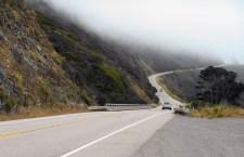 Highway 1 enroute to Berkeley, CA.