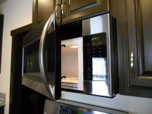 Microwave - installed!