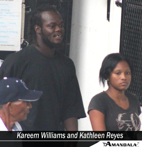 Kareem and Kathleen