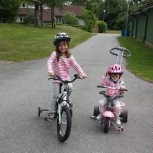 Cykeltjejer