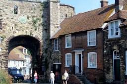 Landgate Arch, Rye