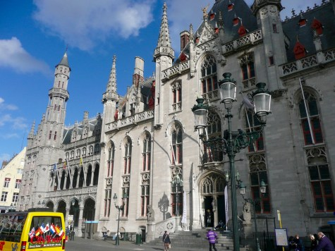 Provincial Court, Grand Place