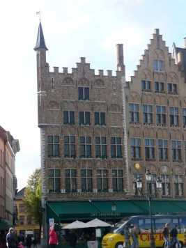 Craenenburg House, Market Square