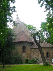 Szent Mihaly Church, Margaret Island