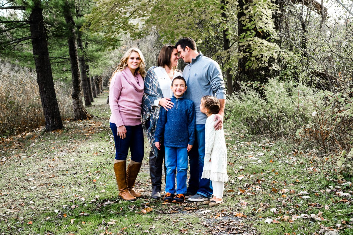 Christmas Mini Sessions/Salesian Park/Decker Family