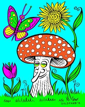 Melvin Mushroom