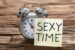 Episode 83 – Making Time For Sex