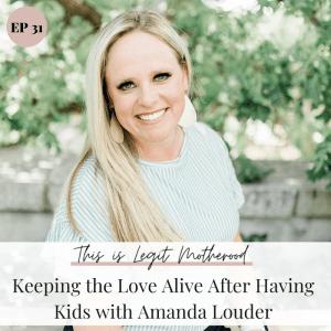 The Legit Motherhood Podcast