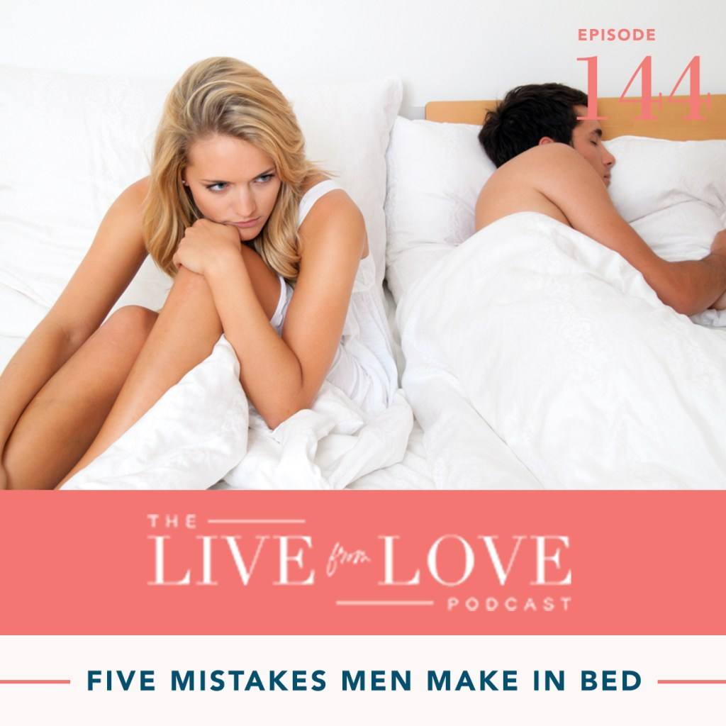 men mistakes