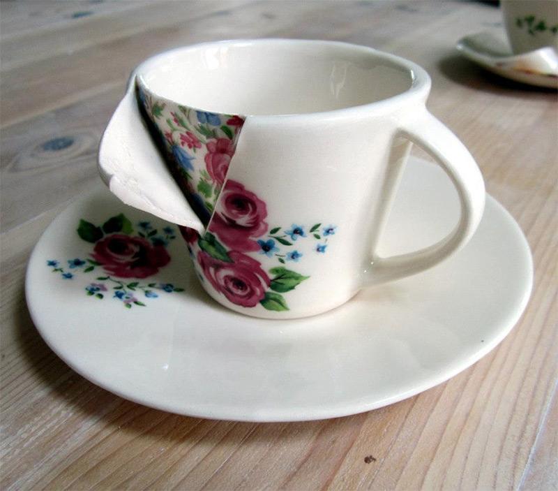 Tea Cup Guts