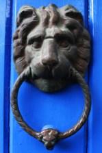 Our fantastic door knocker