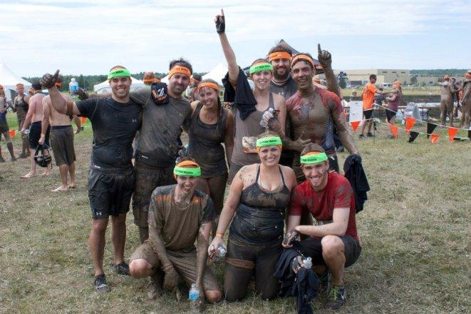 mudder after