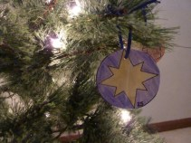 Day Twenty-Five--The Star of Bethlehem