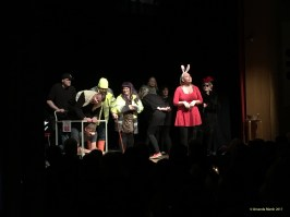 Þorrablót performances