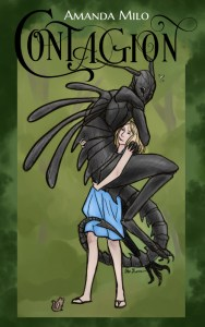 Meet the artist behind the Contagion cover: CHLOE GROSS!
