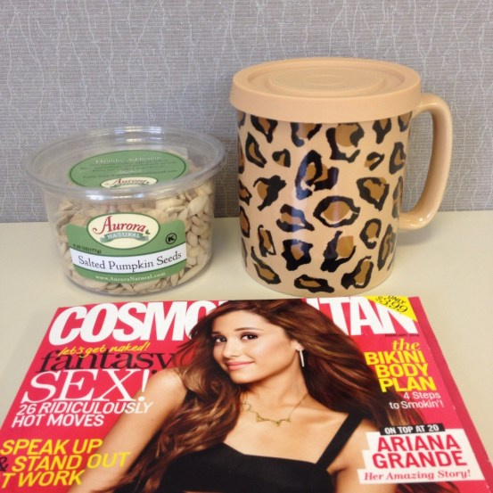 my cubicle must-haves