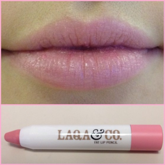 Wantable Box Product Review: Laqa & Co. Fat Lip Pencil in Wolfman