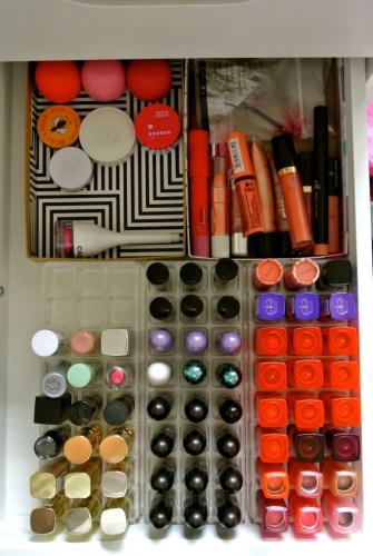 Lip Product Organization