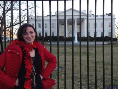 Madam Screenwriter & White House
