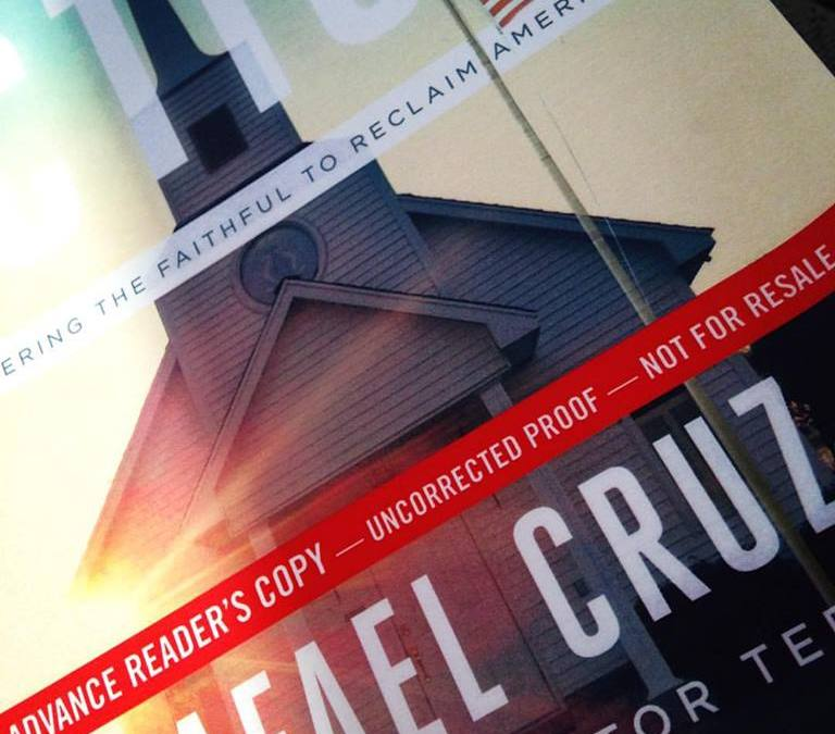A Time For Action: Empowering the Faithful to Reclaim America by Rafael Cruz