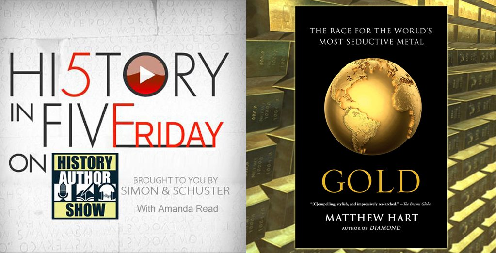 Matthew Hart tells us about the power of gold…
