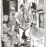 A Selection of Bill Mauldin's World War II Cartoons