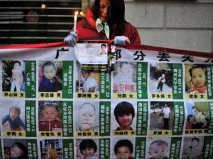 It is Legal to Buy a Kidnapped Child in China