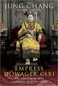 Book Review: Empress Dowager Cixi by Jung Chang