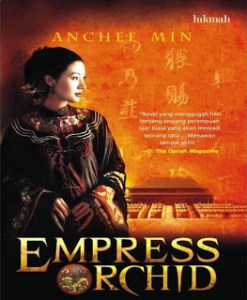 Book Review: Empress Orchid by Anchee Min