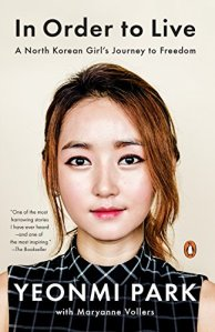 Book Review - In Order to Live by Yeonmi Park