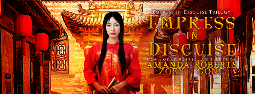 Empress in Disguise Trilogy FB