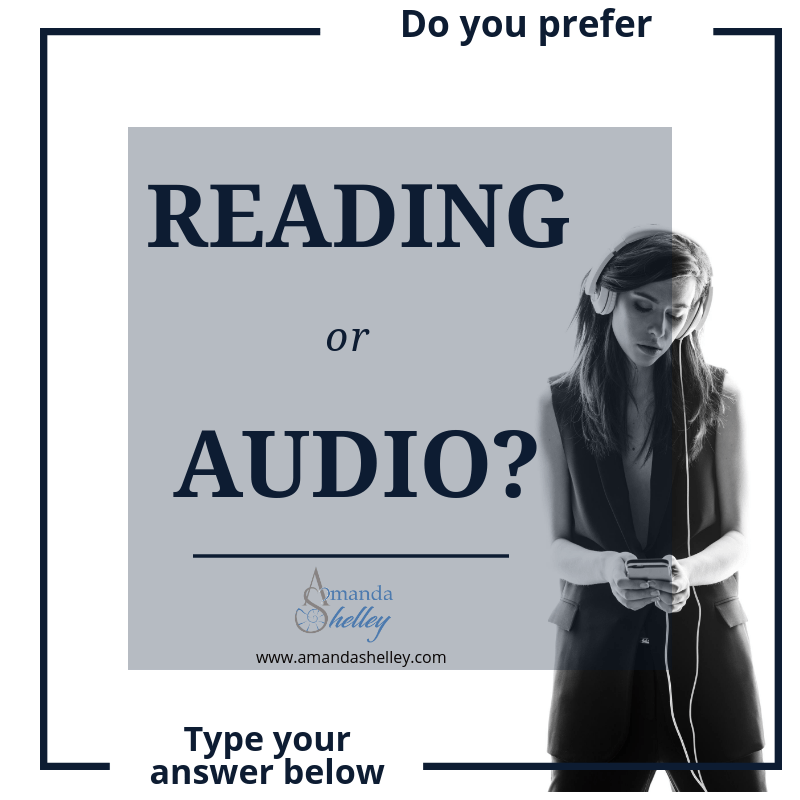 reading or audio