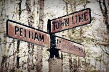 Town Line between Pelham, MA and Belchertown, MA