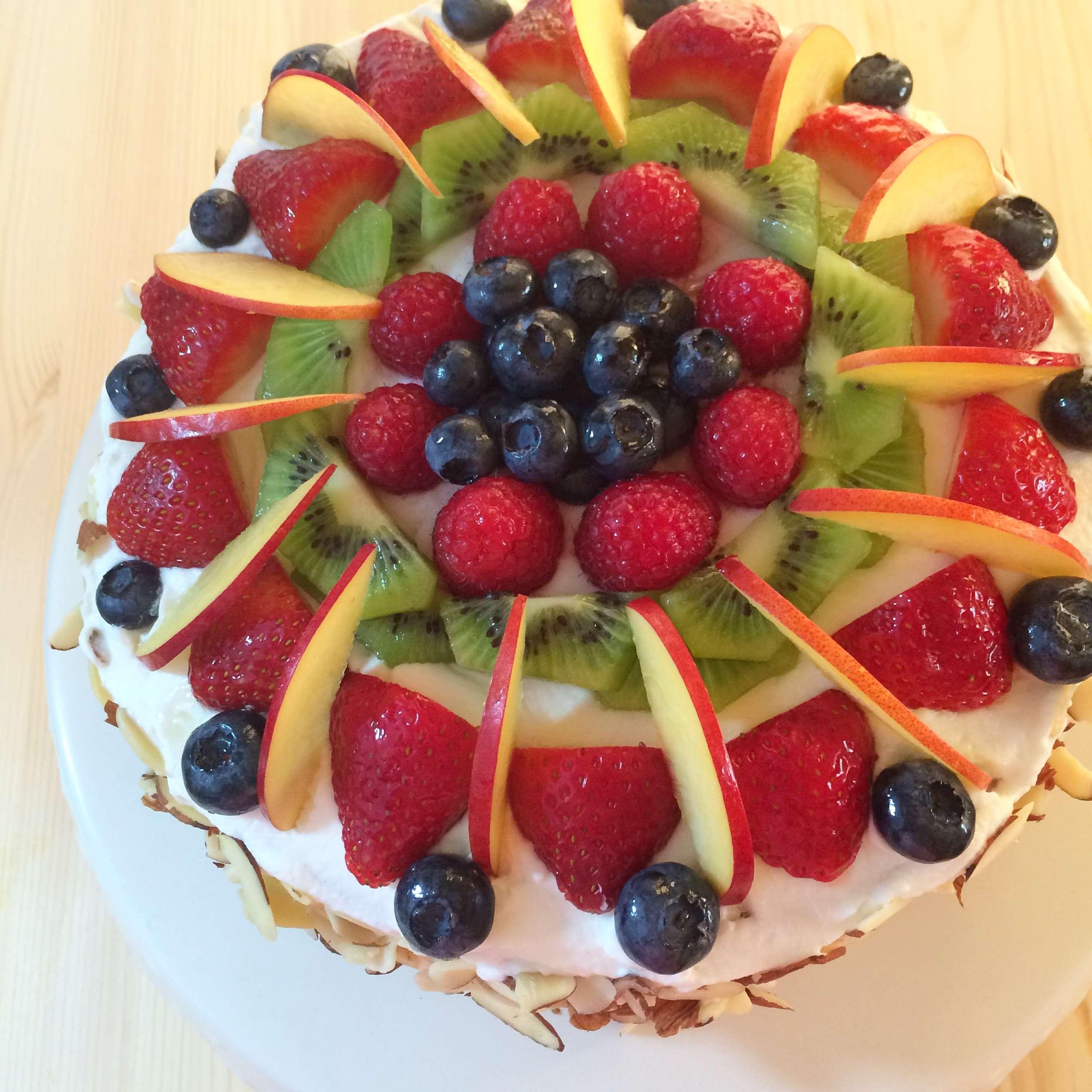 Birthday CakeAmandas Plate