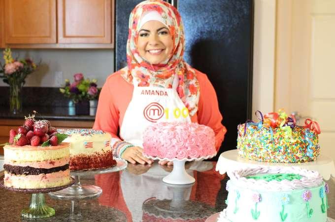 MasterChef Birthday Cake
