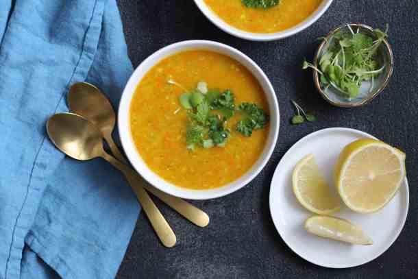 amandas plate lentil soup recipe